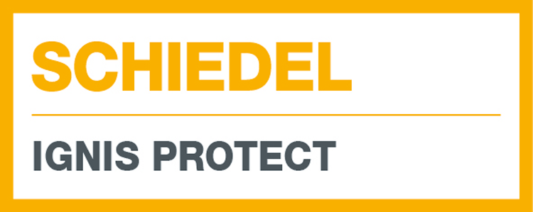Schiedel Ignis protect - Logo